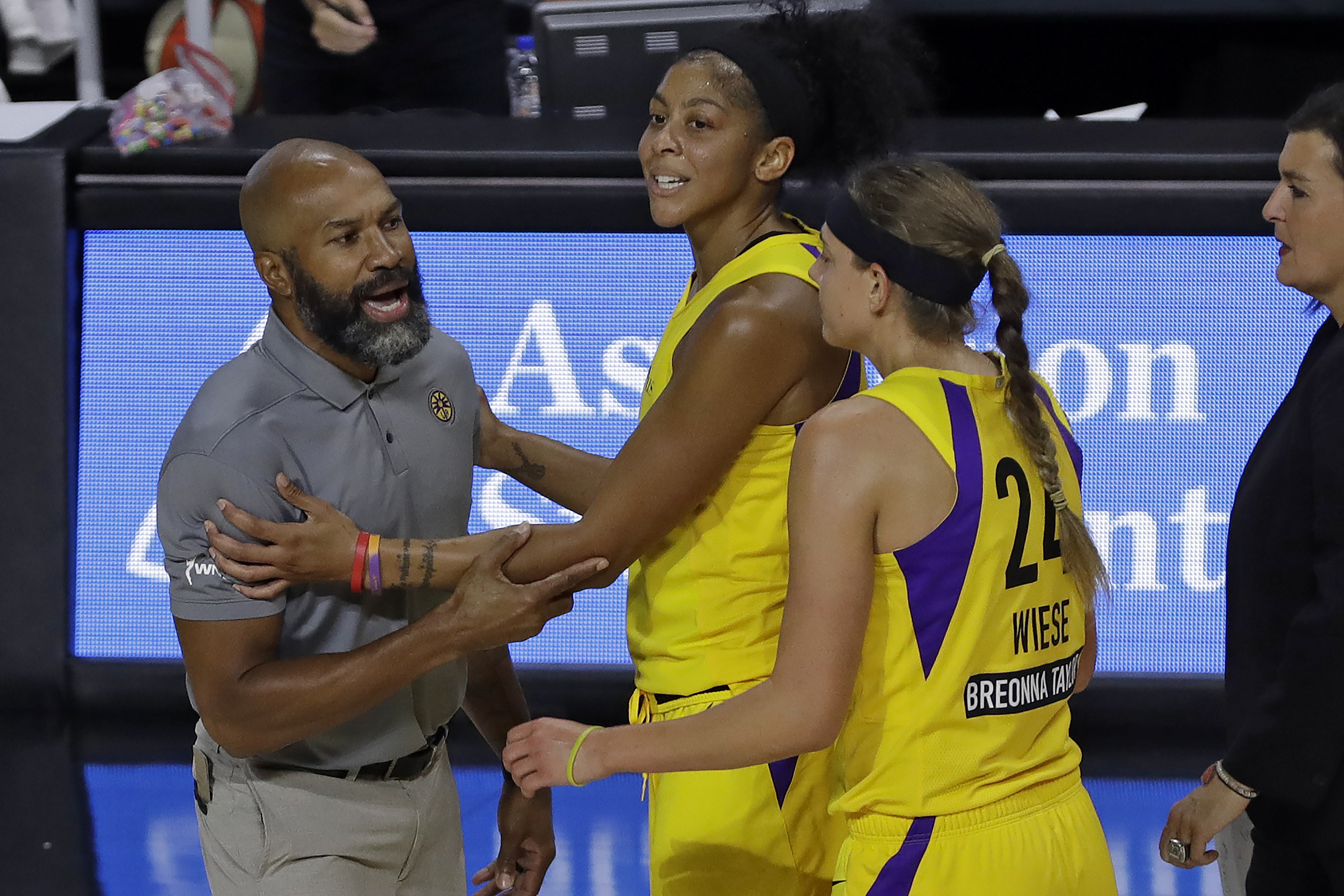 Pictures Of Candace Parker photo 11