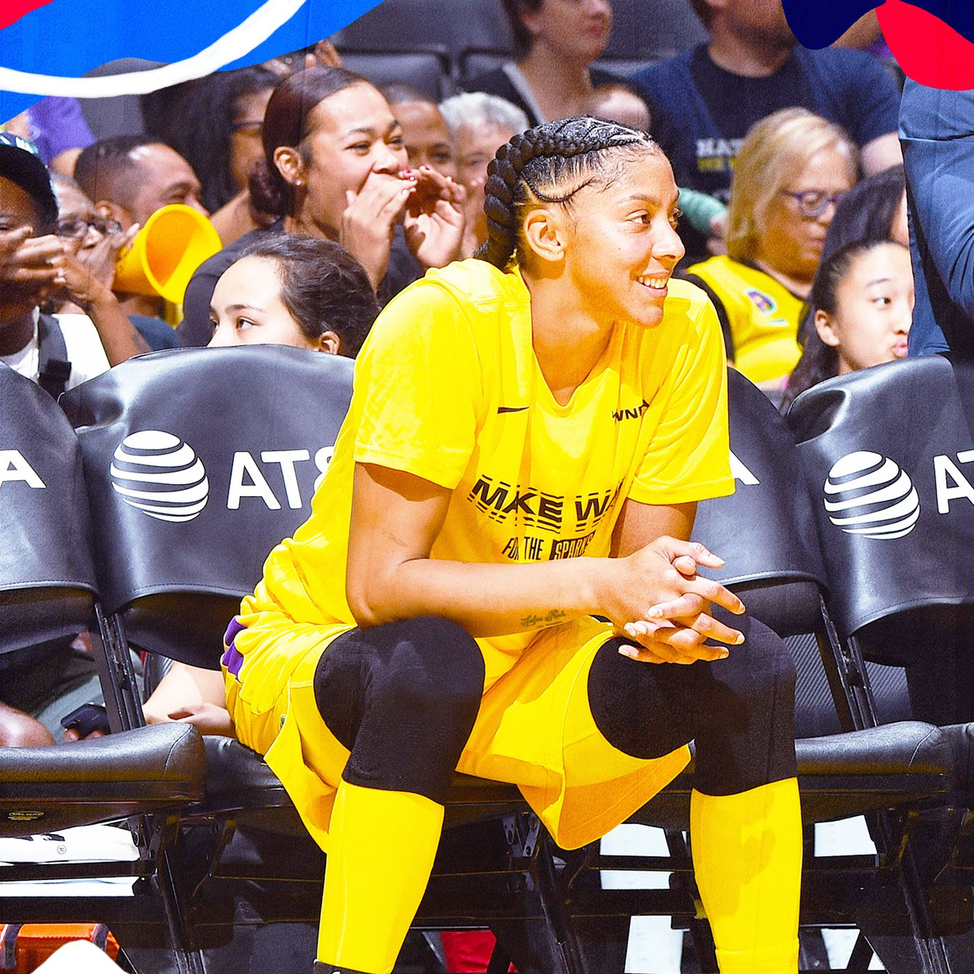 Pictures Of Candace Parker photo 15
