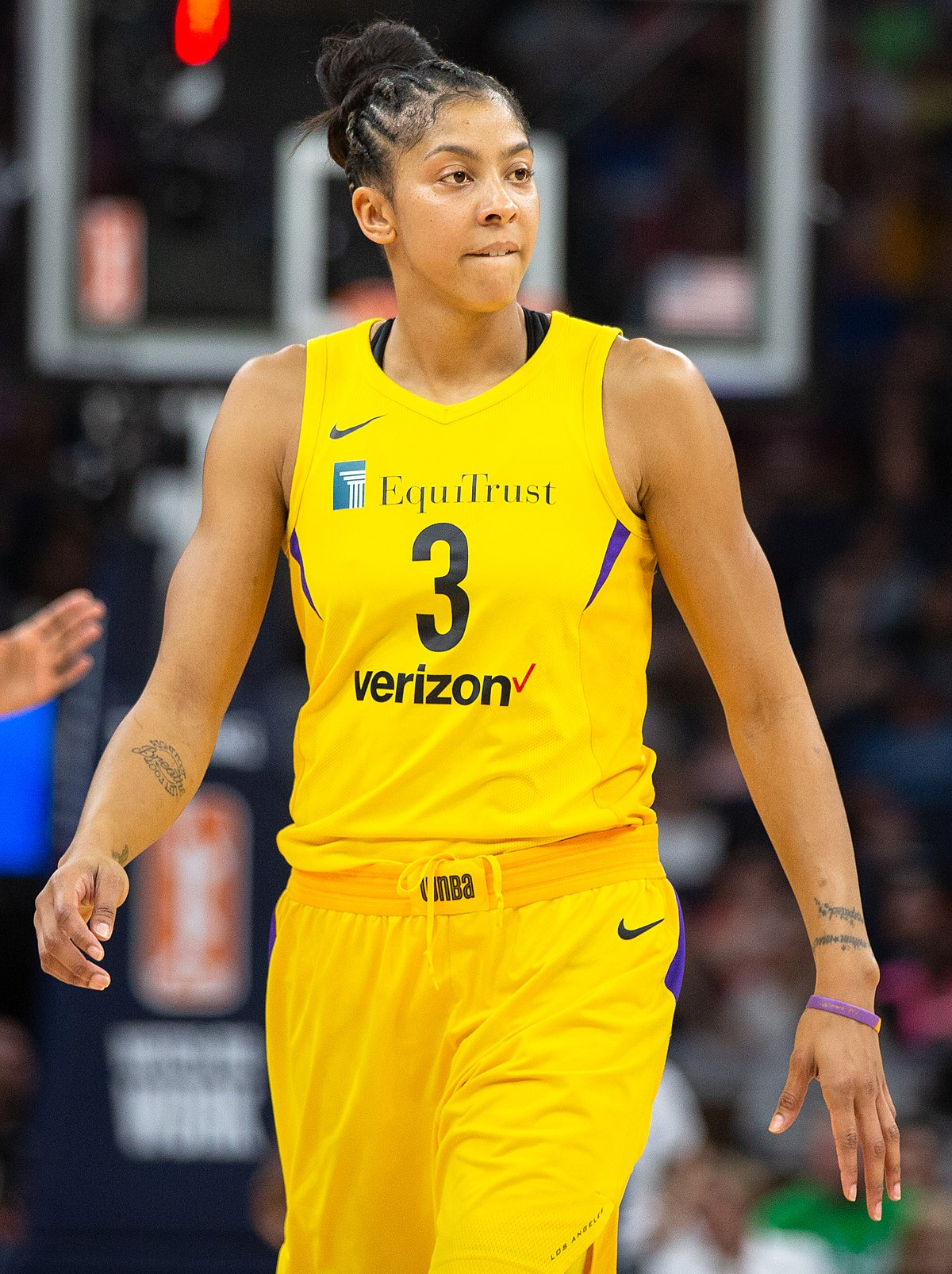 Pictures Of Candace Parker photo 1