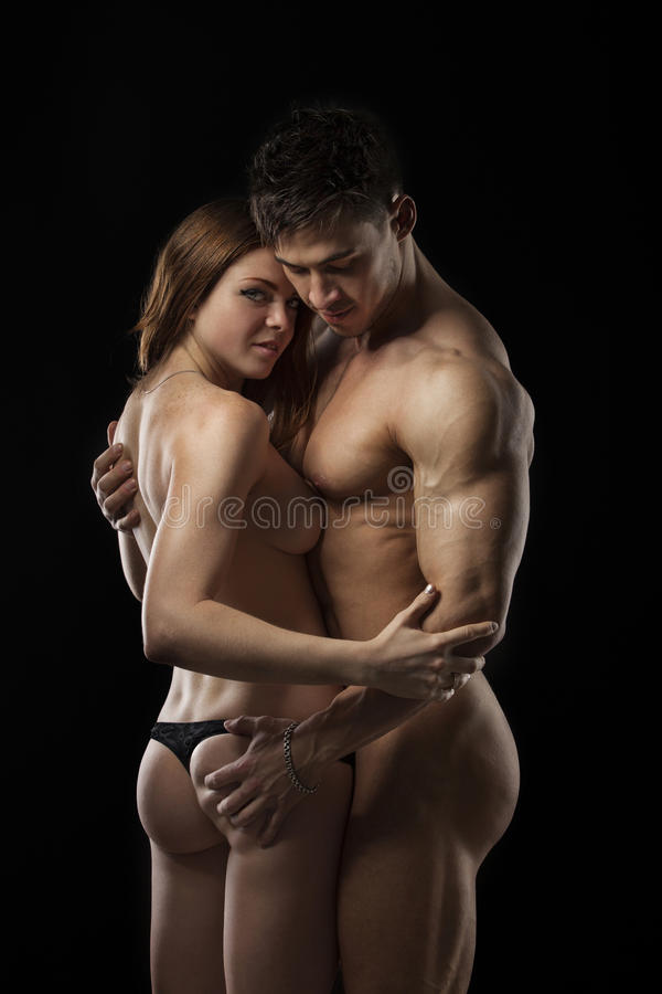 Nude Athletic Couples photo 25