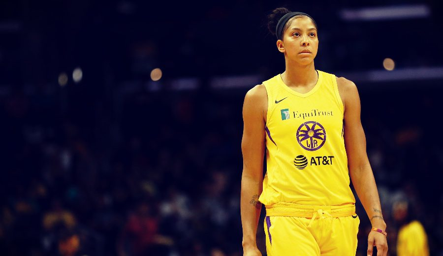 Pictures Of Candace Parker photo 7