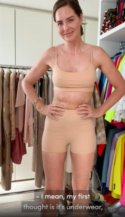 Trinny Woodall Topless photo 13
