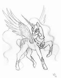 Mlp Coloring Pages Nightmare Moon photo 24
