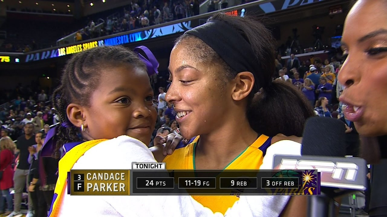 Pictures Of Candace Parker photo 26
