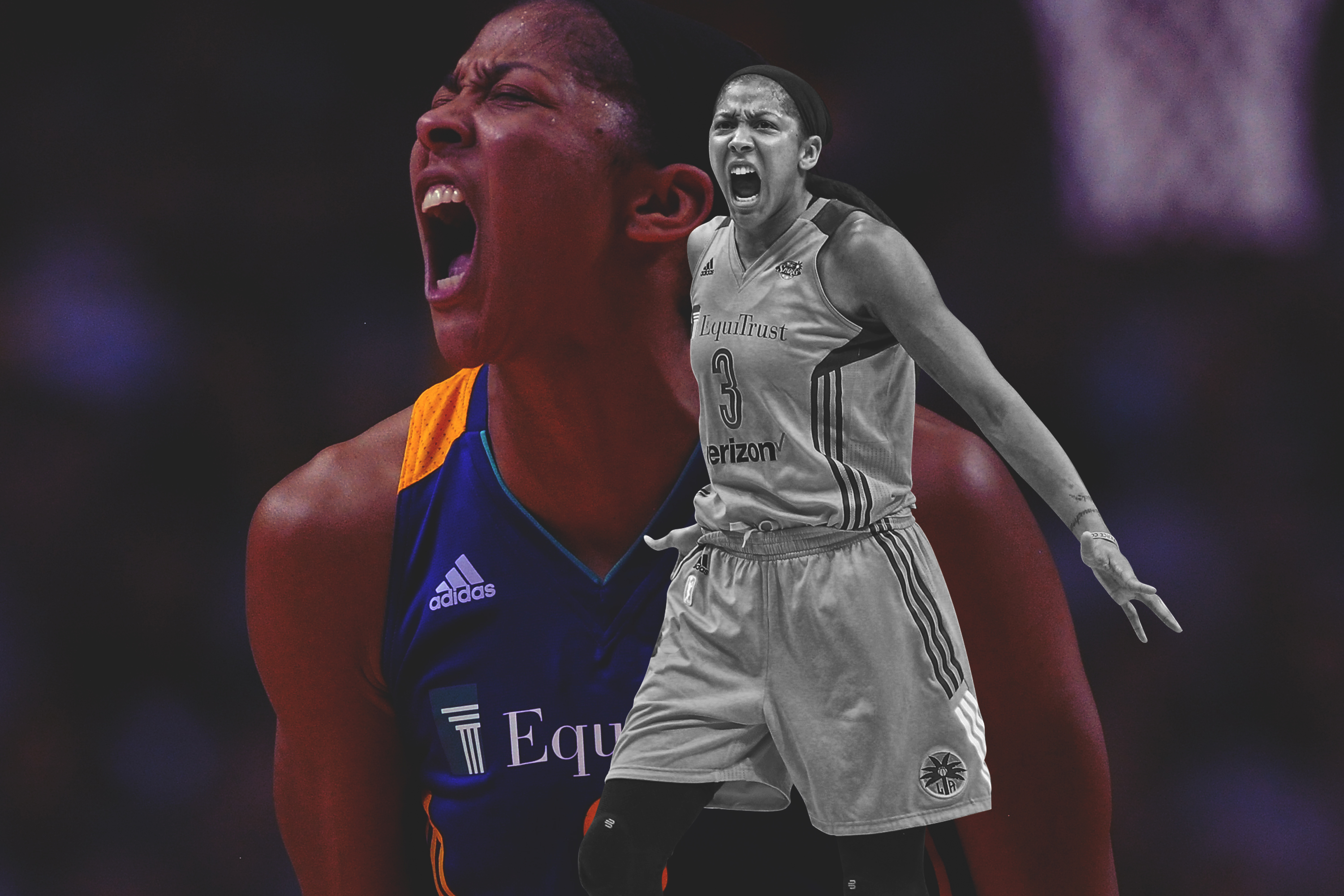 Pictures Of Candace Parker photo 24