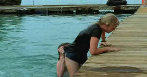 Carly Schroeder Topless photo 23