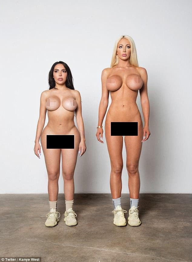 The West Twins Nude photo 10