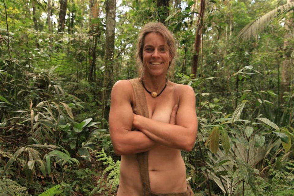Uncensored Photos From Naked And Afraid photo 7