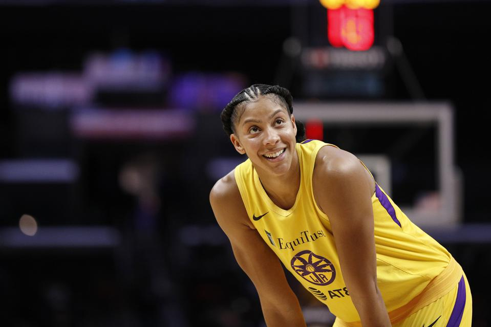 Pictures Of Candace Parker photo 28