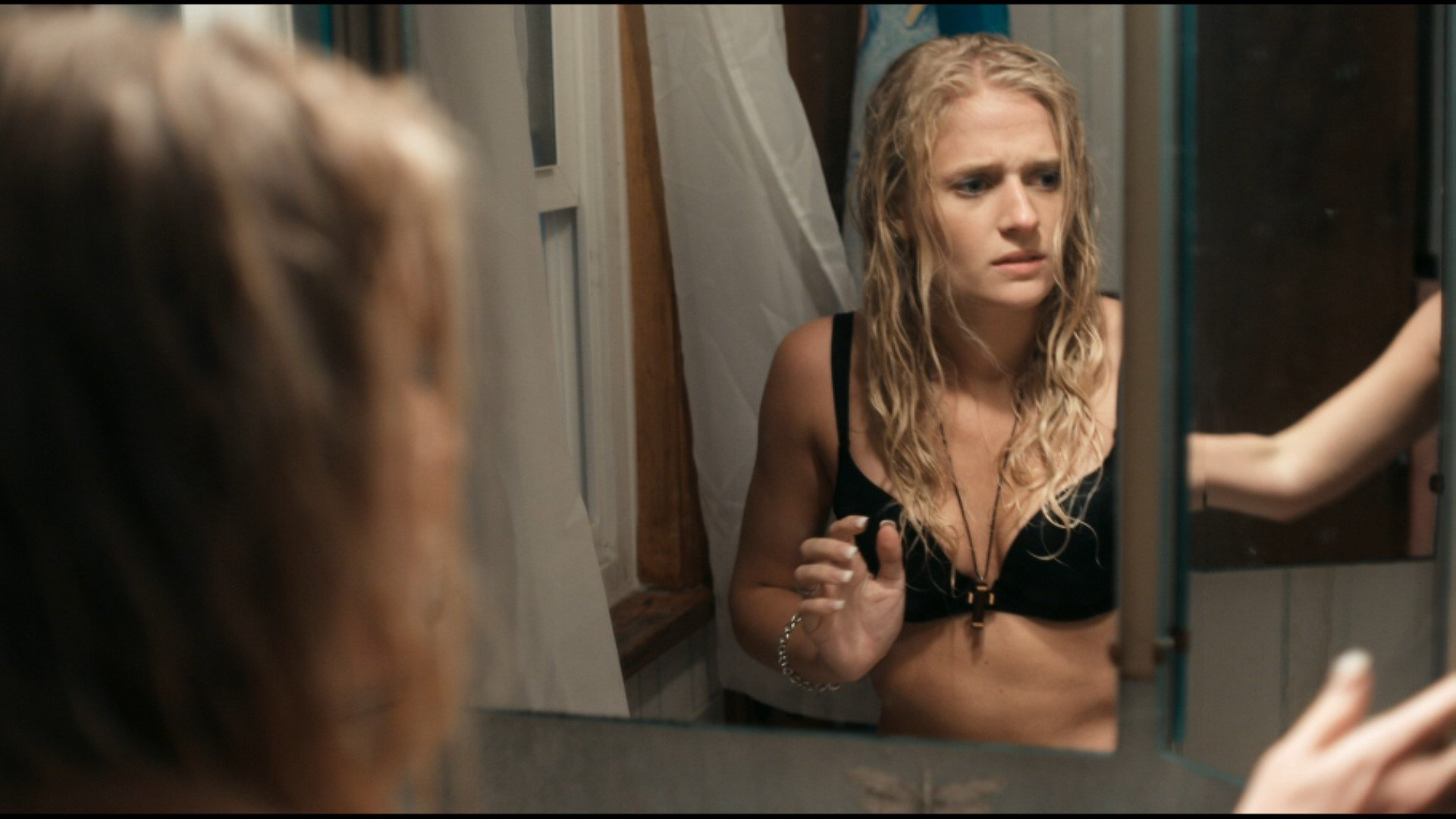 Carly Schroeder Topless photo 24