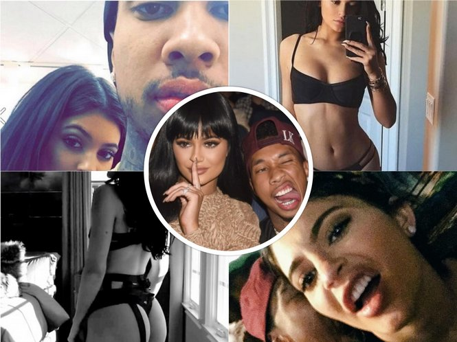 Kylie Jenner And Tyga Sex Tape Leaked photo 11