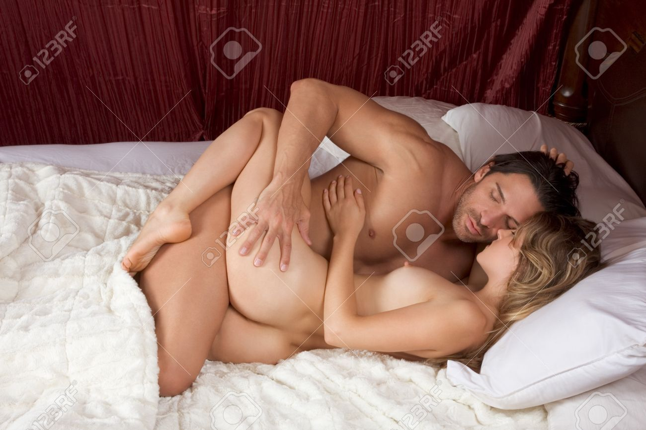 Nude Athletic Couples photo 17