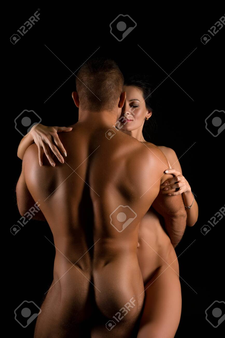 Nude Athletic Couples photo 9