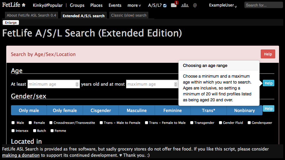 Fetlife User Search photo 21