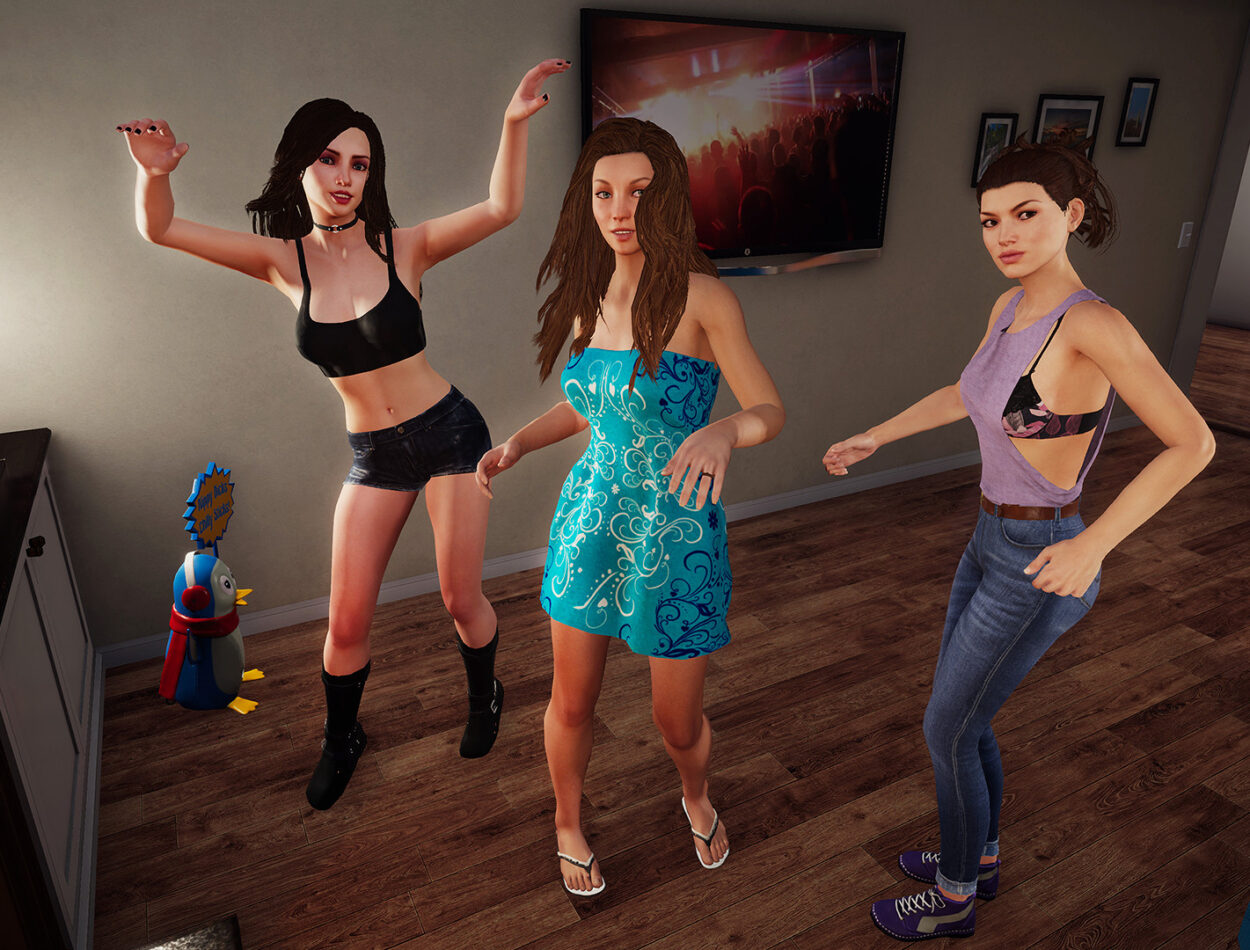 How To Uncensor House Party On Steam photo 11
