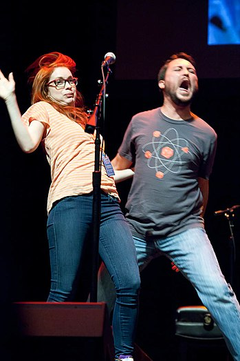 Is Felicia Day Pregnant photo 3
