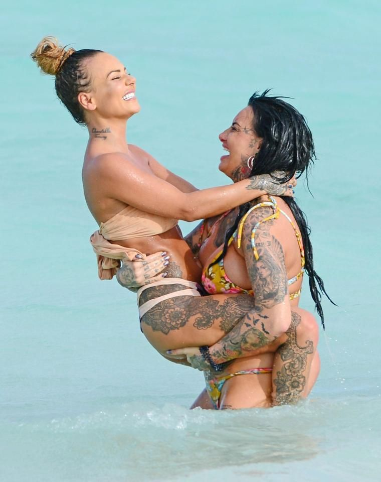 Jemma Lucy And Chantelle Connelly photo 8