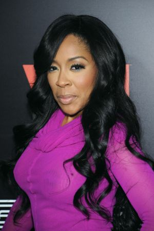 K Michelle See Thru Outfit photo 1