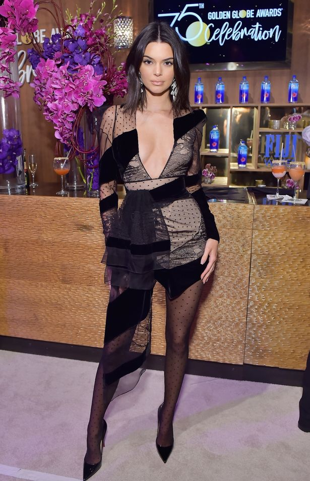 Kendall Jenner Cleavage photo 9