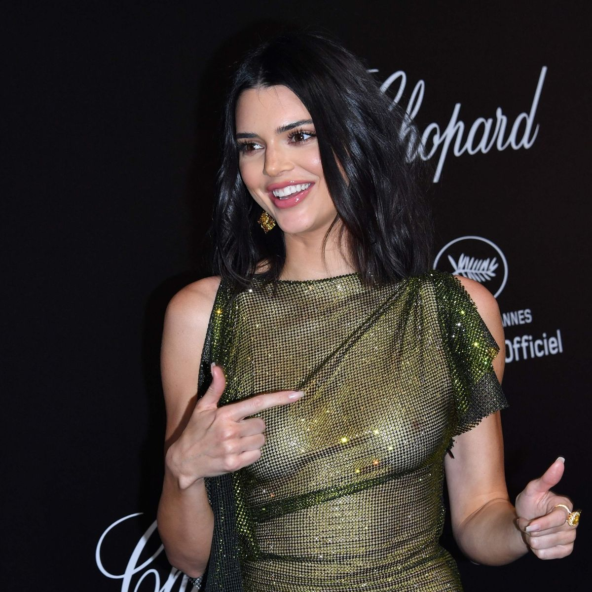 Kendall Jenner Cleavage photo 27