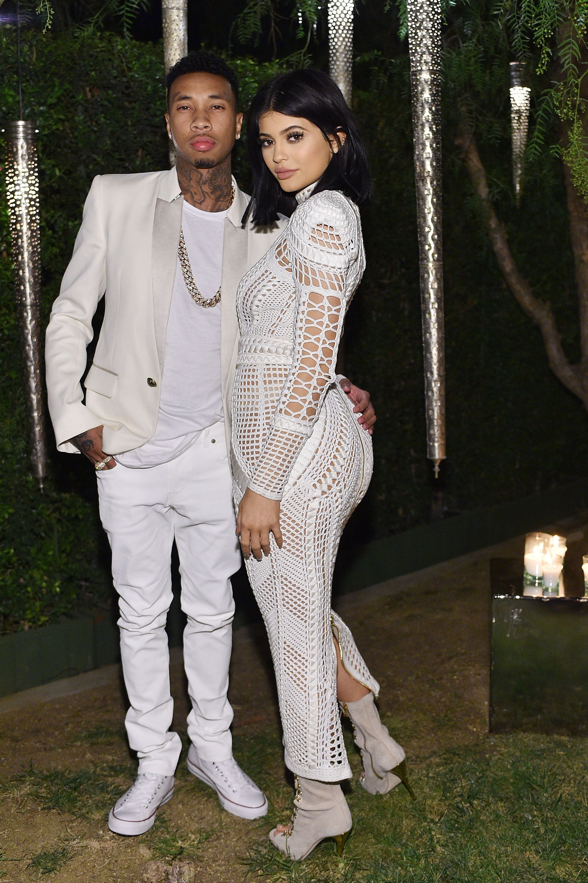 Kylie Jenner And Tyga Sex Tape Leaked photo 16