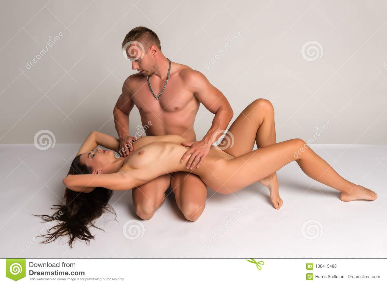Nude Athletic Couples photo 19