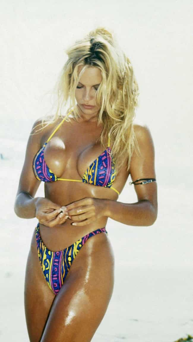 Pamela Anderson Hot Pictures photo 10