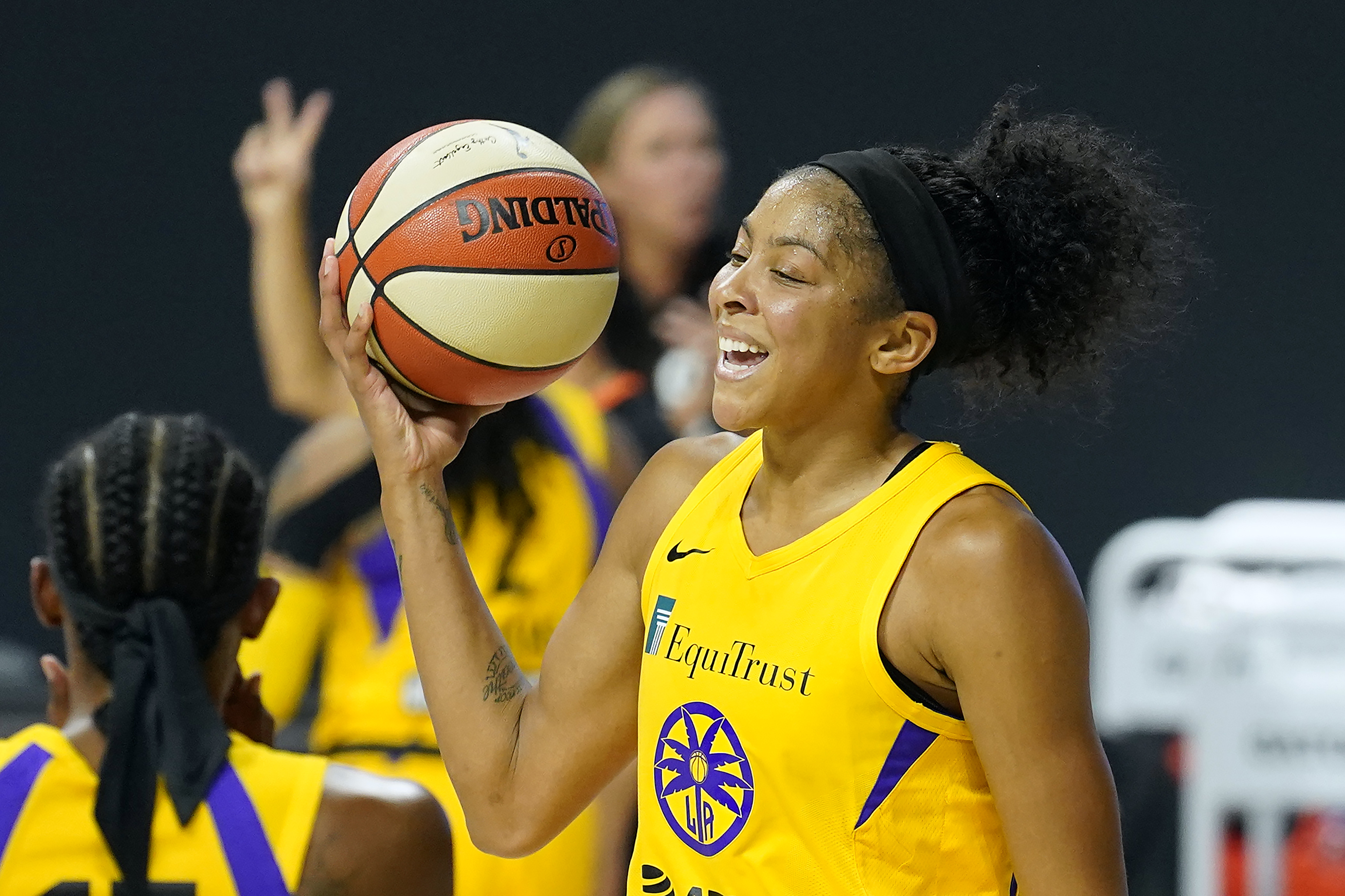 Pictures Of Candace Parker photo 25