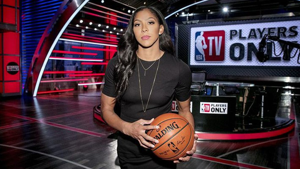 Pictures Of Candace Parker photo 22