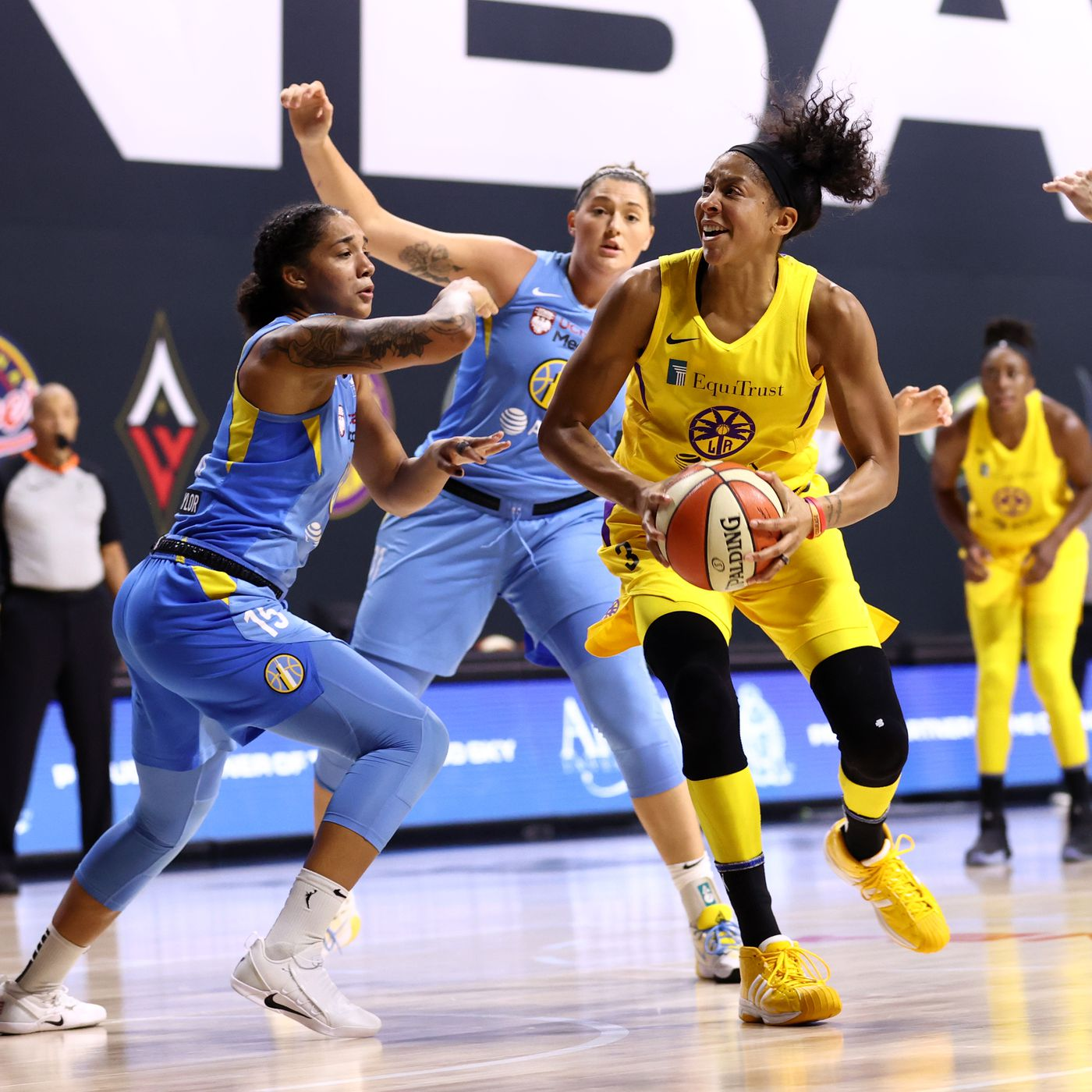 Pictures Of Candace Parker photo 12