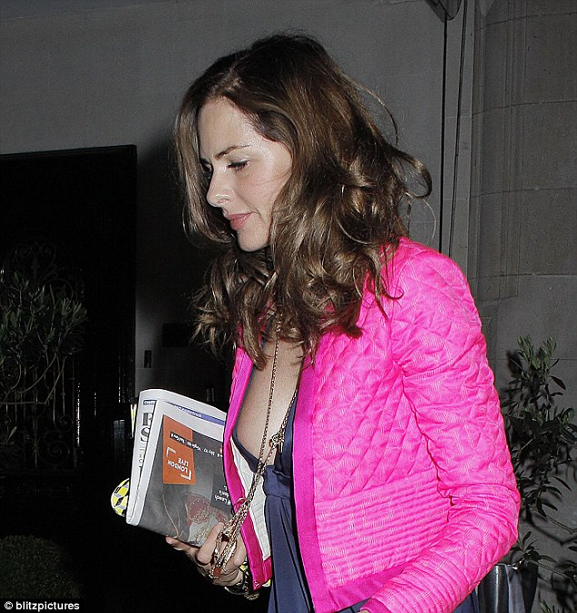 Trinny Woodall Topless photo 20