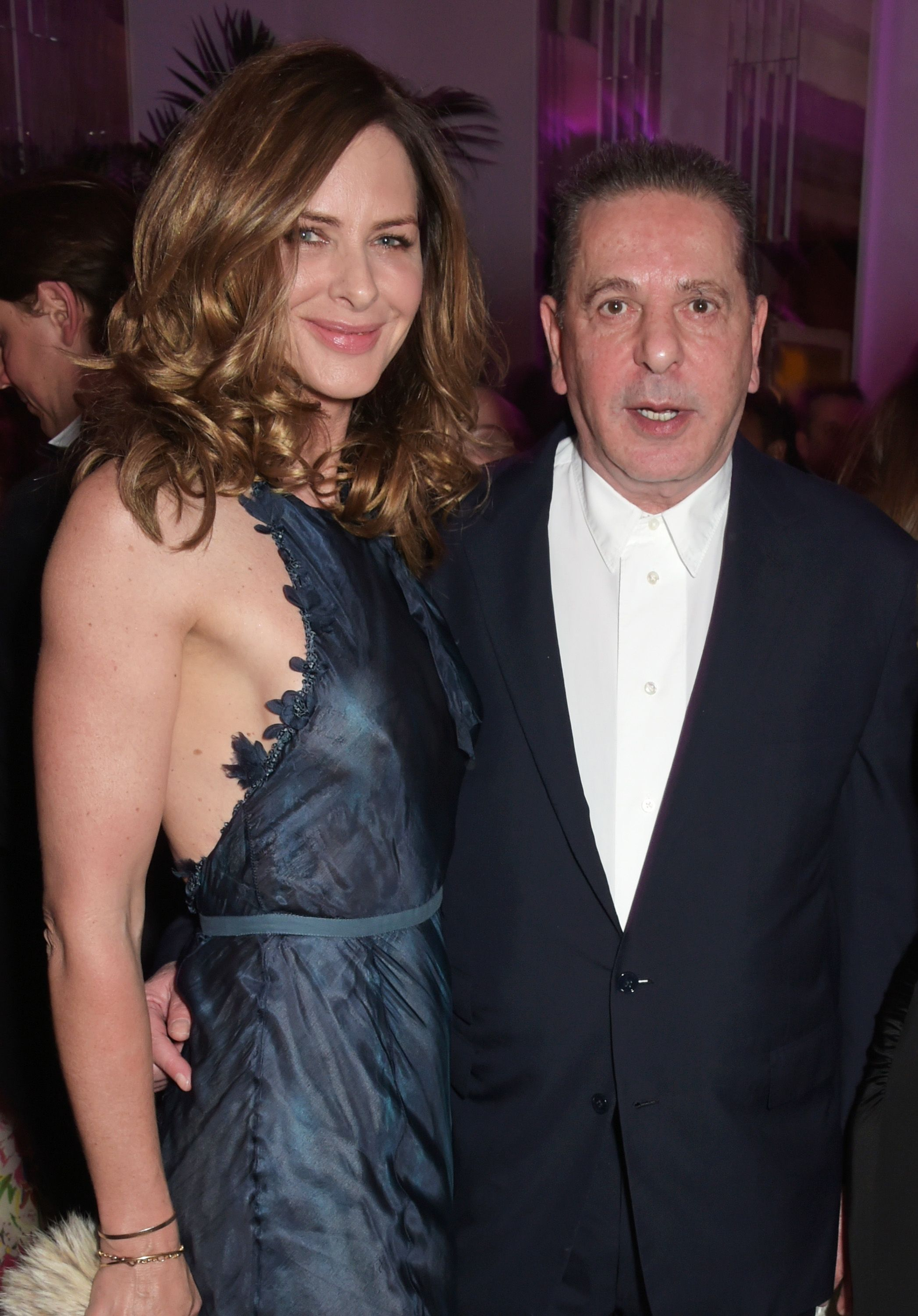 Trinny Woodall Topless photo 1